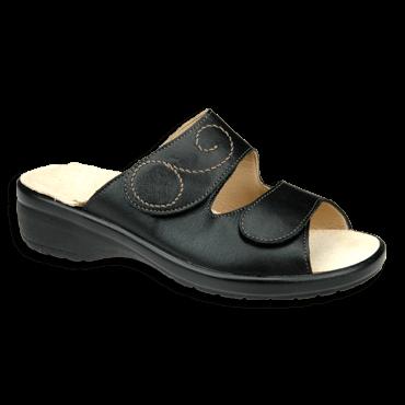 Naisten sandaalit 16022 Musta